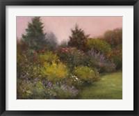 Framed Edge of the Garden