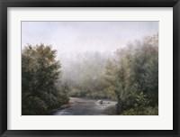Framed Battenkill Mist