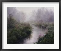 Framed Morning Mist, Arlington
