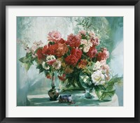 Framed Birthday Bouquet