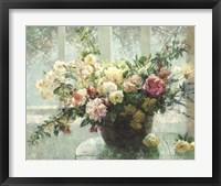 Framed Summer Flowers