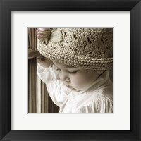 Framed Waiting for Daddy