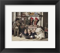 Framed Christmas Togetherness