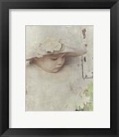 Framed Victorian Baby 2