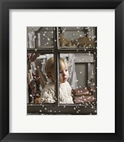 Framed Is that Santa?