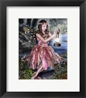 Framed Dusk Fairy