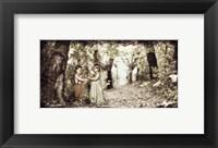 Framed Enchanted Forest