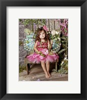 Framed Beautiful Fairy 2