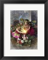 Framed Fairies Find the Light