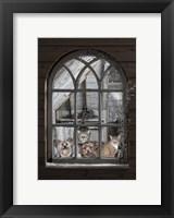 Framed Bird Watchers