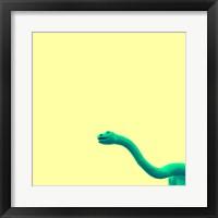 Framed Candysaurus