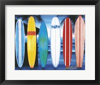 Framed Surfboards