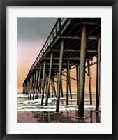 Framed Vertical Pier