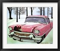 Framed '57 Cadi