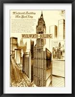 Framed New York 75