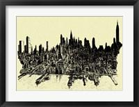 Framed New York City 78