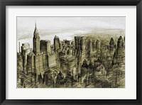 Framed New York Midtown 78