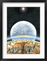 Framed Life On Mars 2299