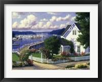 Framed Roche Harbor