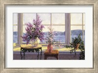 Framed Bay Window Bouquet