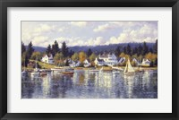 Framed Gig Harbor Summer