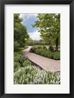 Framed Pathway at Franklin Park, Columbus, Ohio 10