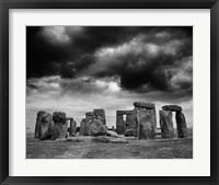 Framed Stonehenge, England 89