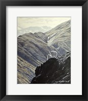 Framed Rock Climbers