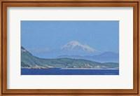 Framed Mt Baker