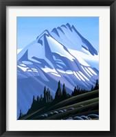 Framed Mountain