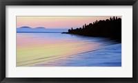 Framed Coastal Dawn