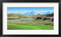 Framed High Country
