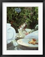 Framed Tea Cup