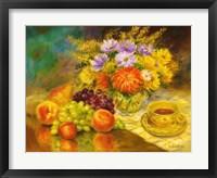Framed Fruits
