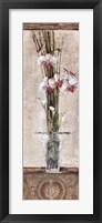Framed Zen Orchid I