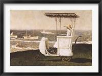 Framed Excursion Boats
