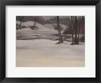 Framed Huron River, Milford