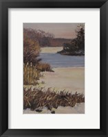Framed Kent Lake Snow