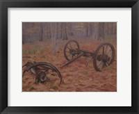 Framed Ol Wagon