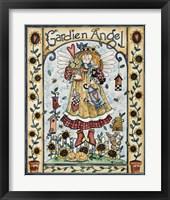 Framed Gardien Angel