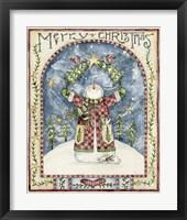 Framed Merry Christmas 2