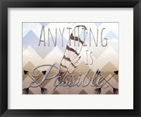 Framed Anything Is Possible