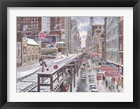 Framed Chicago, The Loop