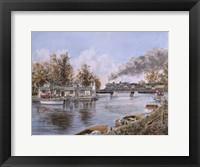 Framed Belle River, Ontario
