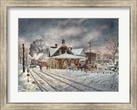 Framed Wilton, N.H.