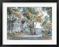 Framed Autumn On Gwenn Dr.