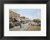 Framed Newport Beach, c.1926