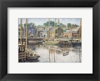 Framed Old  Gloucester