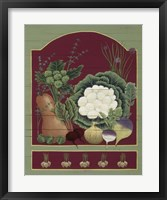 Framed Cauliflower