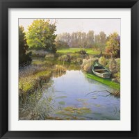 Framed Sul Fiume View